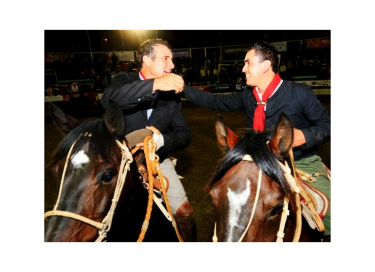 Rodeo Cuyano se junta � Federa��o Chilena do Rodeio.